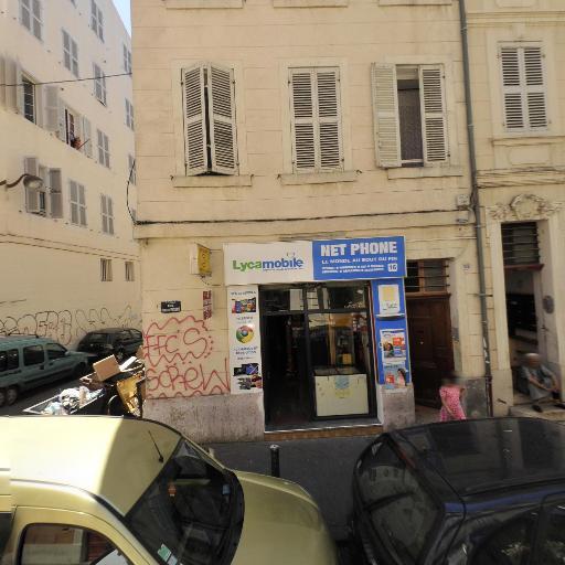 Benhocine Abdourahmane - Coursiers - Marseille
