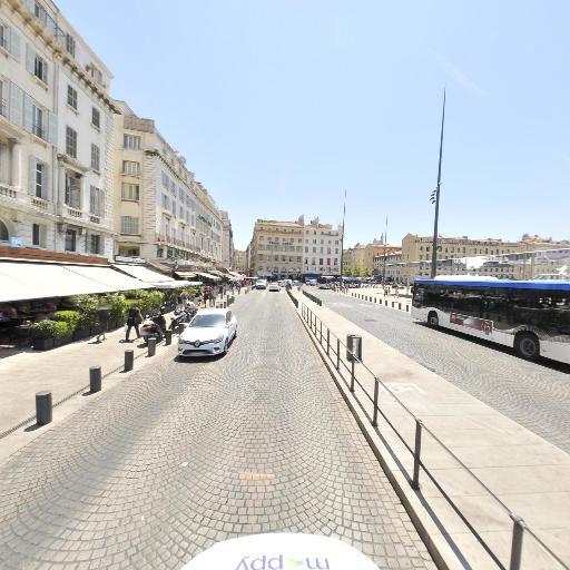 Le Delta Kappa - Restaurant - Marseille