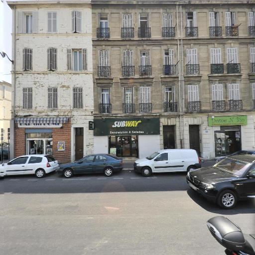 Subway - Lieu - Marseille