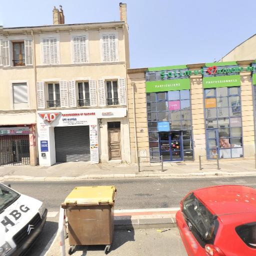Autodistribution - Garage automobile - Marseille