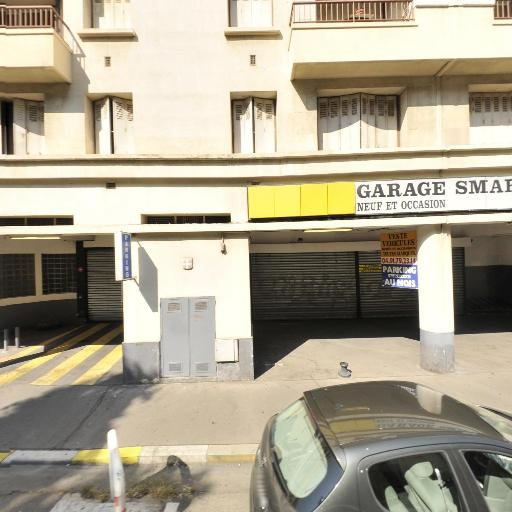 Parking Garage Smart - Parking public - Marseille