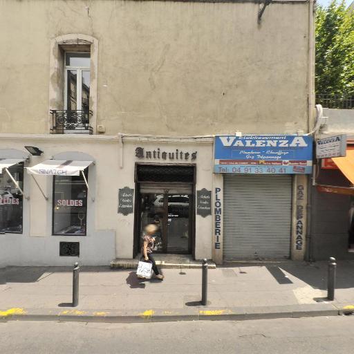 M. Gaspari Olivier - Entreprise d'électricité générale - Marseille