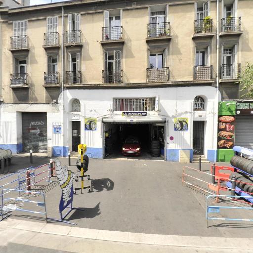 Parking Orléansville - Parking - Marseille