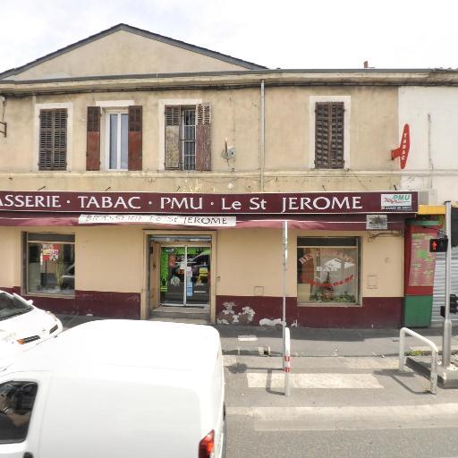 Brasserie Saint Jérome - Restaurant - Marseille