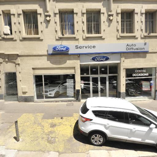 Auto Diffusion SEDA - Garage automobile - Marseille