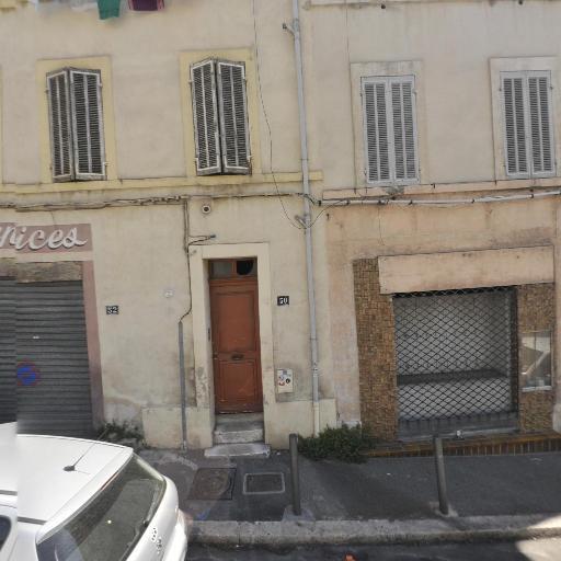 Abdelli Lounis - Coursiers - Marseille