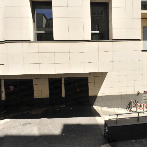 Parking Puget Estrangin - Parking public - Marseille