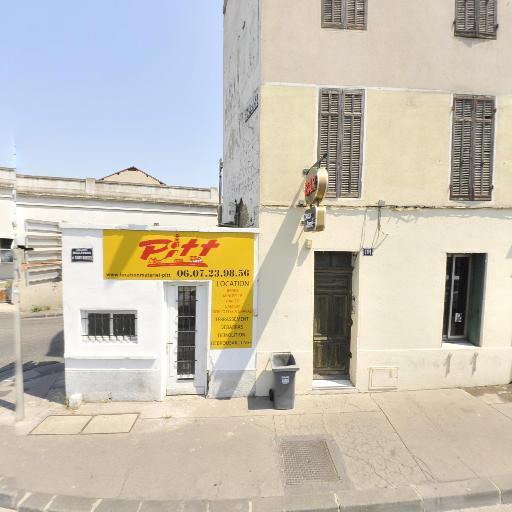 Pitt - Location de matériel pour entrepreneurs - Marseille