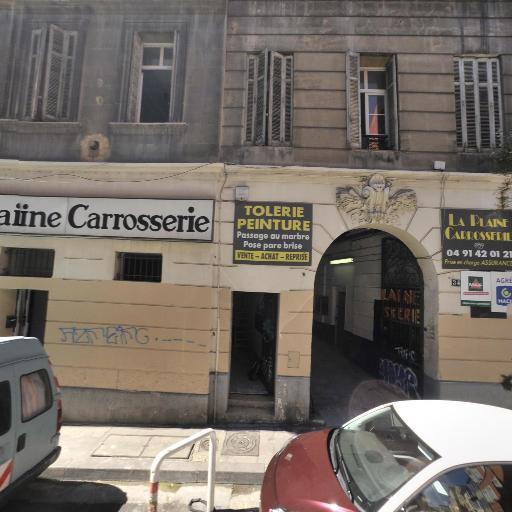 Carrosserie La Plaine - Garage automobile - Marseille