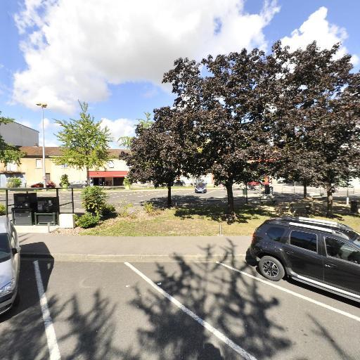 Parking Grenouillère - Parking - Bourg-en-Bresse