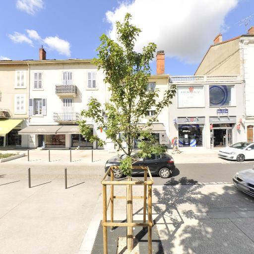 Caisse d'Epargne Rhône Alpes - Banque - Bourg-en-Bresse