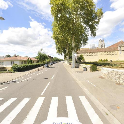 Médiathèques de Bourg en Bresse - Bibliothèque et médiathèque - Bourg-en-Bresse