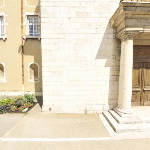 Monastère Royal de Brou - Église - Bourg-en-Bresse