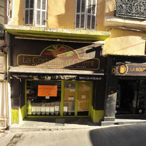La Corbeille D'orient - Épicerie fine - Aix-en-Provence