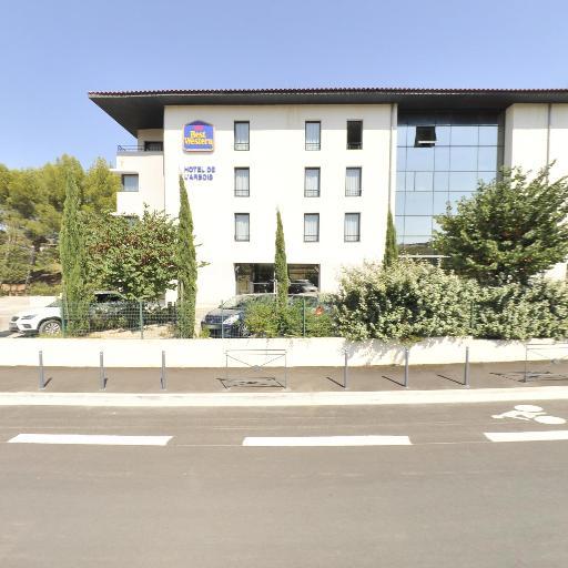 Best Western PLUS Hôtel de l'Arbois - Restaurant - Aix-en-Provence
