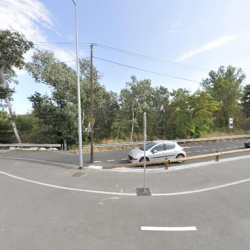 Aire de covoiturage parking relai krypton - Aire de covoiturage - Aix-en-Provence