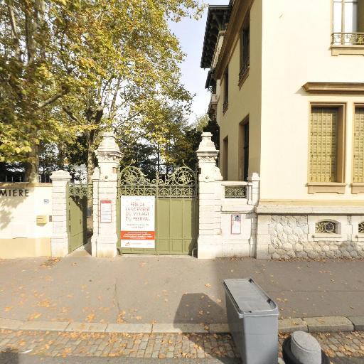 Association Prefiguration Institut Lumiere - Musée - Lyon