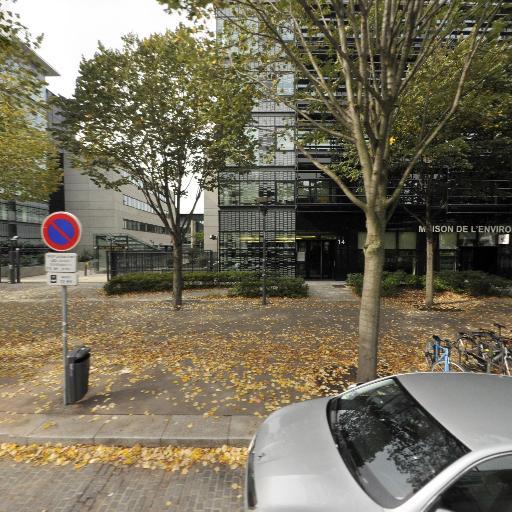 Parking Parc Tony Garnier - Parking public - Lyon