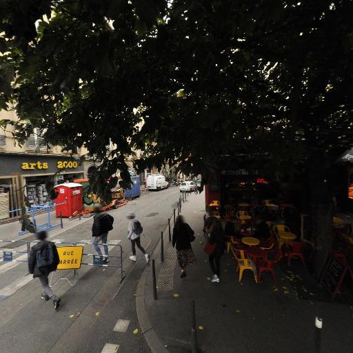 Sur un plateau - Entrepreneur et producteur de spectacles - Lyon