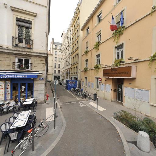 Polylangage - Cours d'arts graphiques et plastiques - Lyon