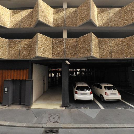 Parking Parc des Cordeliers - Parking public - Lyon