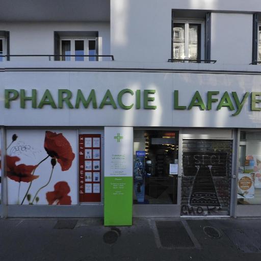 Pharmacie Lafayette - Pharmacie - Lyon