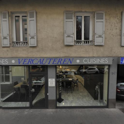 Cuisine Vercauteren - Vente et installation de cuisines - Annecy