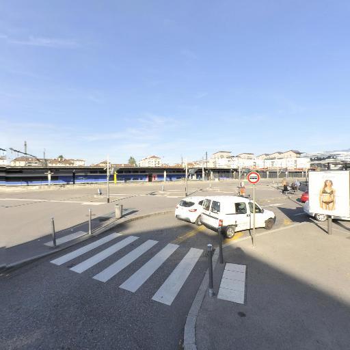 Aire de covoiturage Arret Minute (Sud) - Aire de covoiturage - Annecy