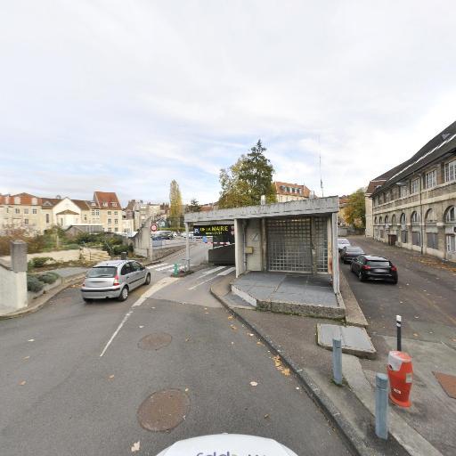Parking Mairie - Parking public - Besançon