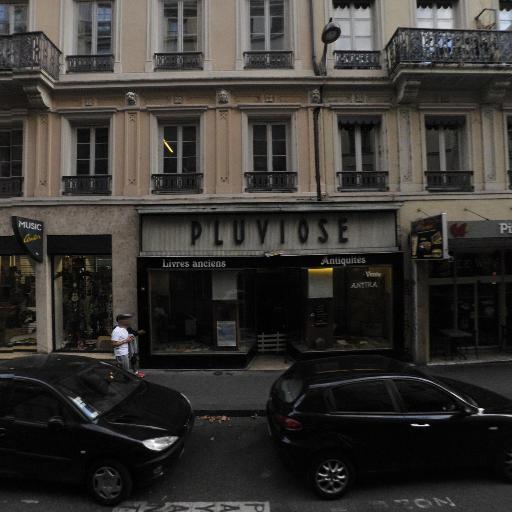Antika Lyon Terreaux - Librairie et éditions anciennes - Lyon