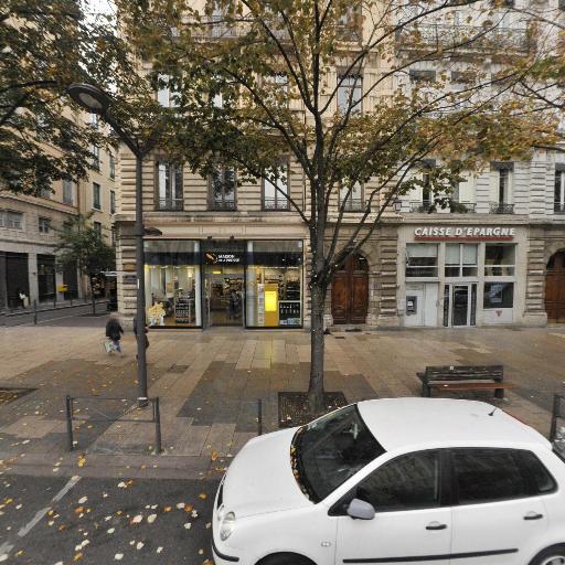 Maison de la Presse - Transport express - Lyon