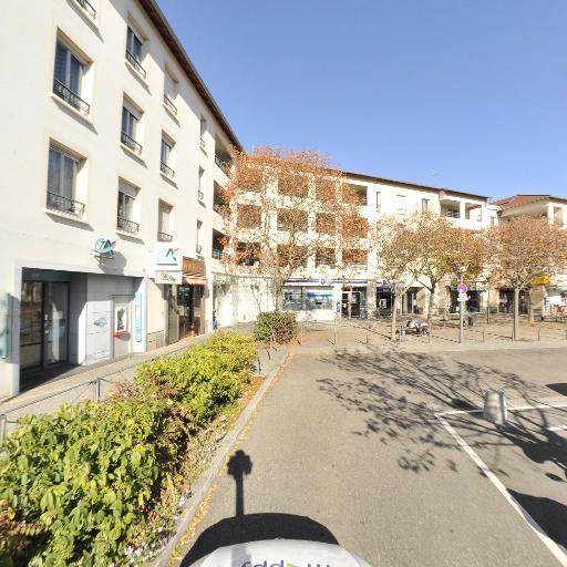 Parking Place des Compagnons de la Chanson - Parking - Lyon