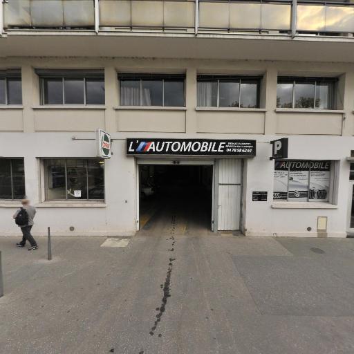 Garage Lautomobile - Garage automobile - Lyon