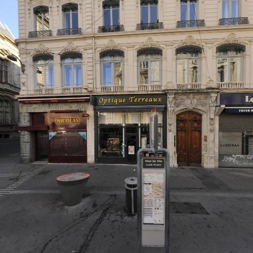 Agence Groupama De Lyon Terreaux - Agent général d'assurance - Lyon