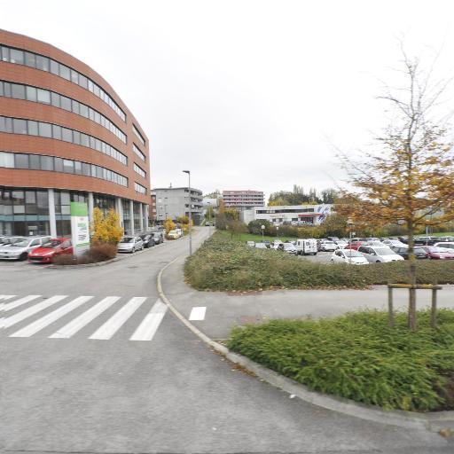 PMT - Pôle Des Microtechniques - Organisme de développement économique - Besançon