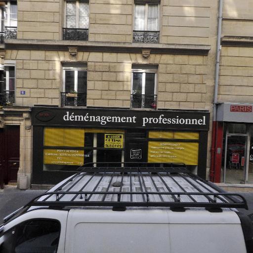 Beton Expert - Vente et pose de revêtements de sols et murs - Paris