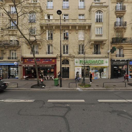 Pharmacie Allouche Mary Claude - Pharmacie - Paris