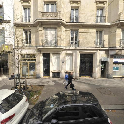 Brossette - Équipements pour salles de bain - Paris