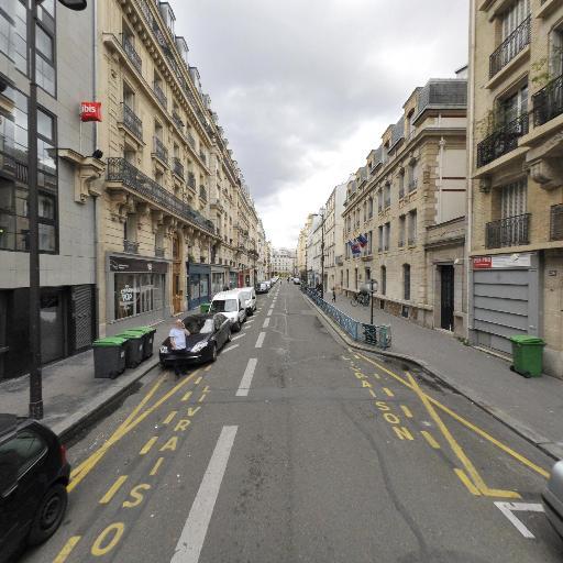 Parking Ibis Paris Bastille Faubourg Saint-Antoine - Parking public - Paris