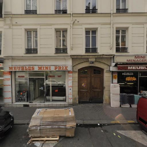 Amadieu Sébastien - Enseignement pour les professions artistiques - Paris