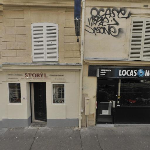 Locasono SARL - Sonorisation, éclairage - Paris