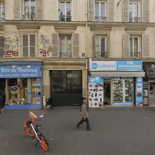 12.5 - Parking public - Paris