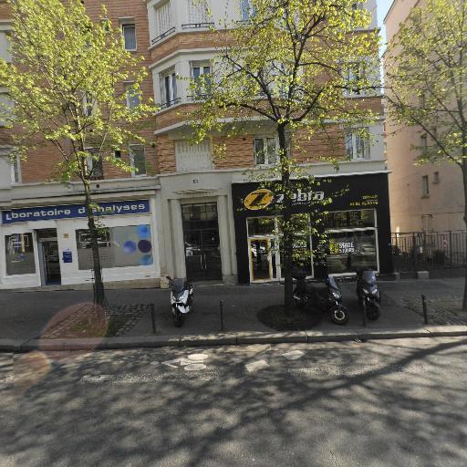 Dépistage COVID - LBM CERBALLIANCE PARIS SITE GAMBETTA - Santé publique et médecine sociale - Paris