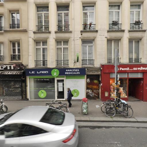 Laboratoires Jourdain - Laboratoire d'analyse de biologie médicale - Paris