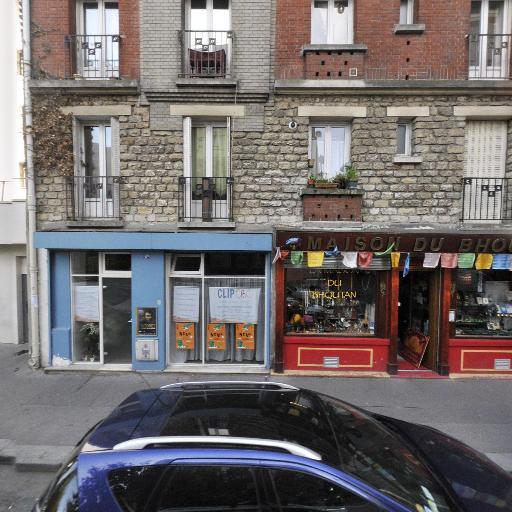 Hauts de Belleville - Parking - Paris