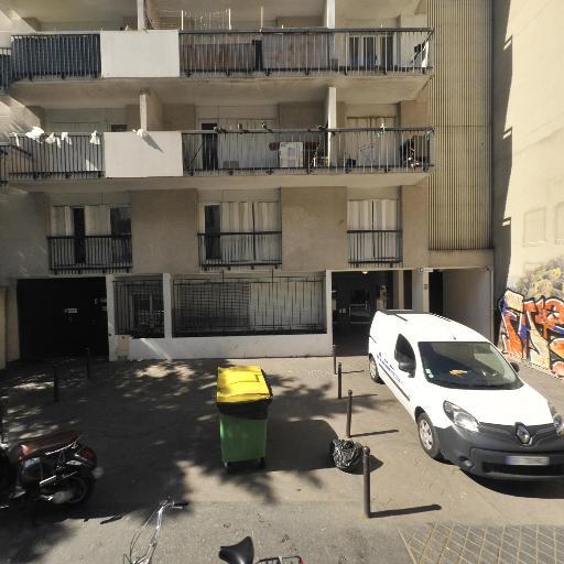 Résidence appartement Piat - Maison de retraite et foyer-logement publics - Paris