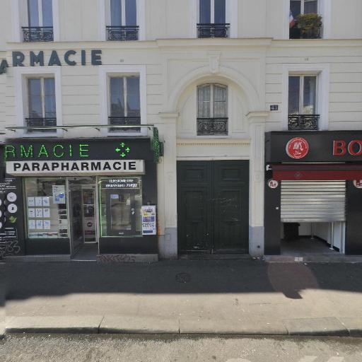Pharmacie Couronnes - Pharmacie - Paris