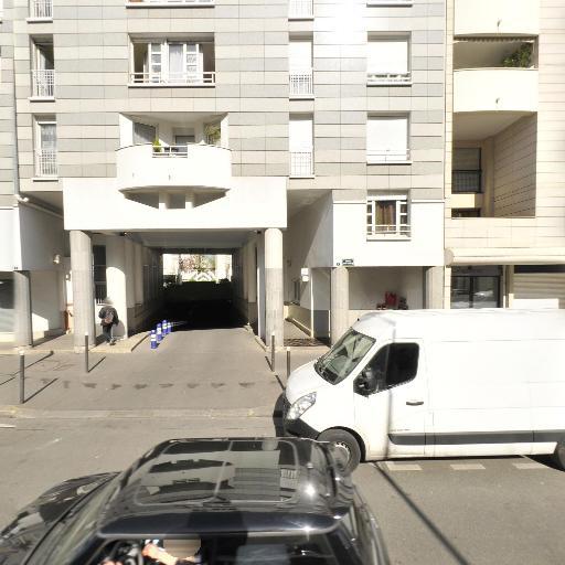 Q-Park Cité De La Musique - Conservatoire - Parking public - Paris