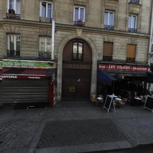 Résidence appartement Flandre CASVP - Maison de retraite et foyer-logement publics - Paris