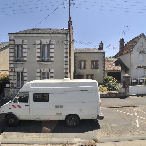 Willy Moussy - Masseur kinésithérapeute - Blois